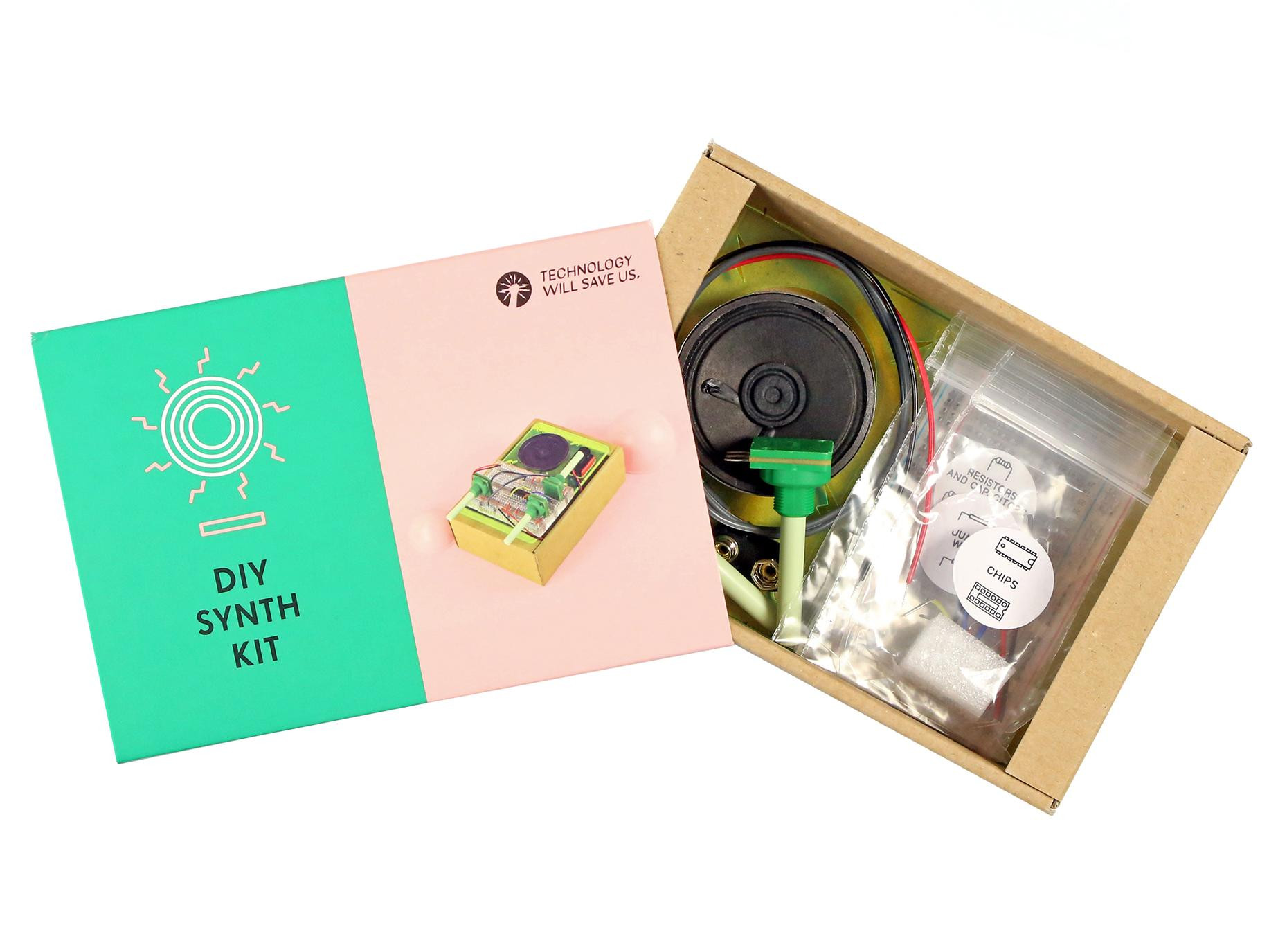 Best ideas about DIY Synthesizer Kits . Save or Pin DIY Synth Kit Technology Will Save Us Now.