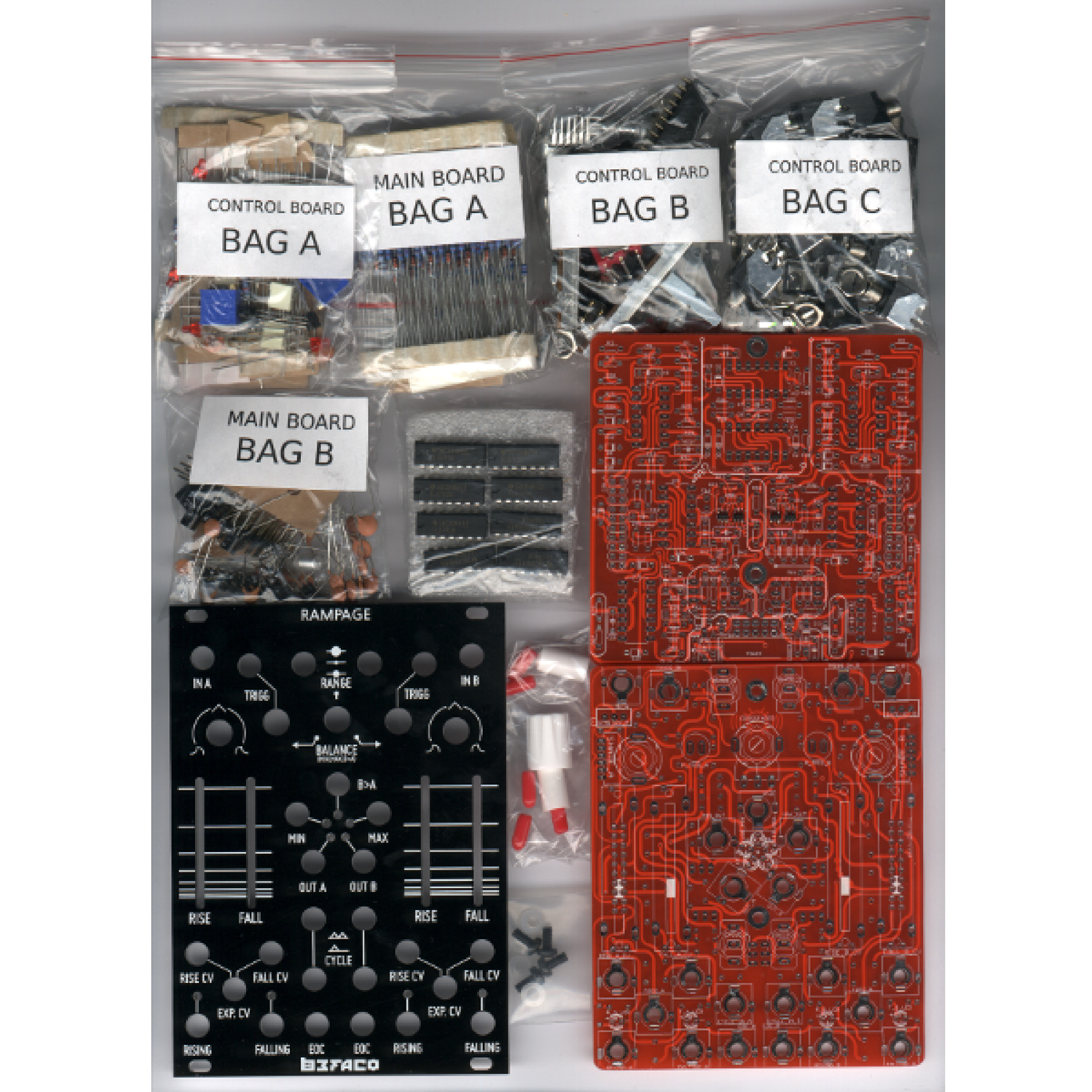 Best ideas about DIY Synthesizer Kits . Save or Pin Befaco – Rampage – Full DIY Kit Now.