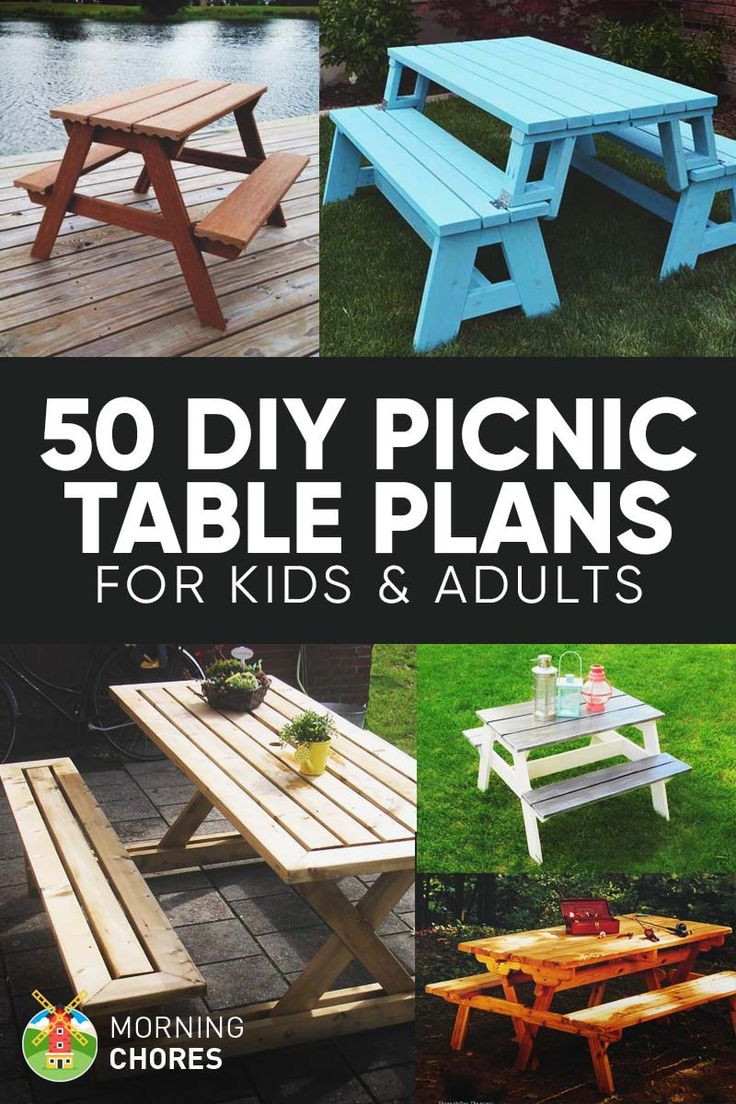 Best ideas about DIY Table Planners . Save or Pin Best 25 Picnic table plans ideas on Pinterest Now.