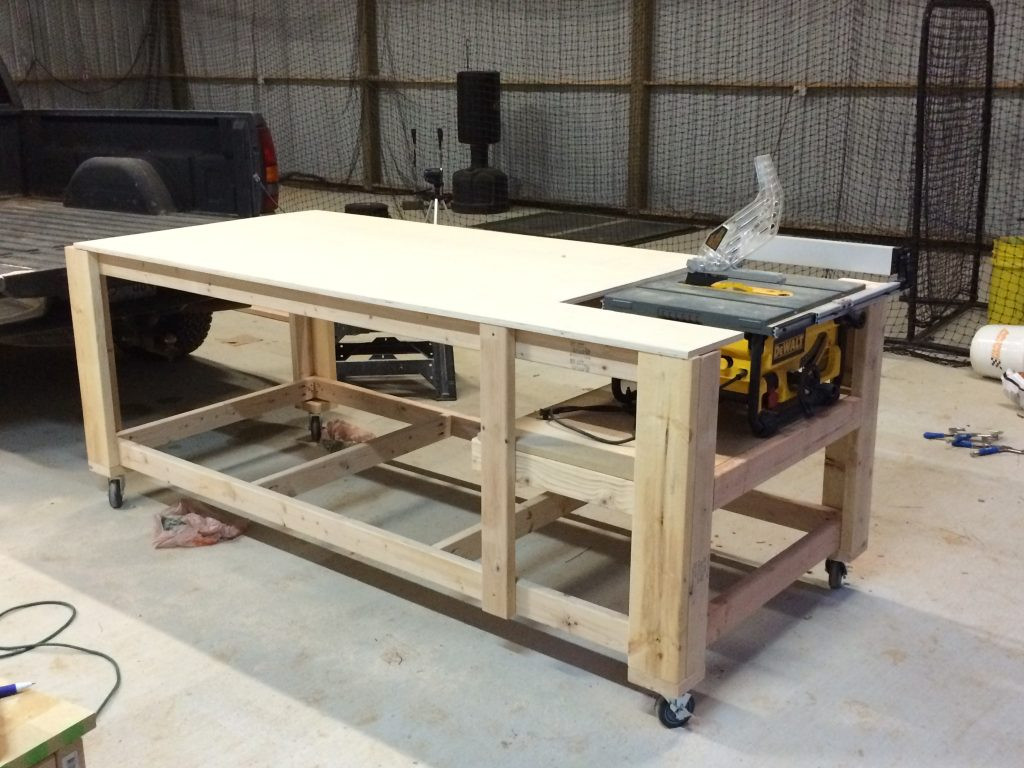 Best ideas about DIY Table Saw Plans . Save or Pin 3 of 3 Shanty 2 Chic Now.