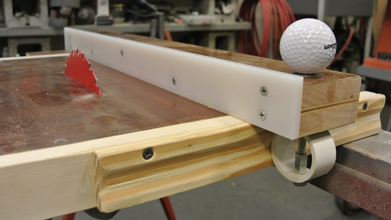 Best ideas about DIY Table Saw Plans . Save or Pin Homemade table saw and fence Now.