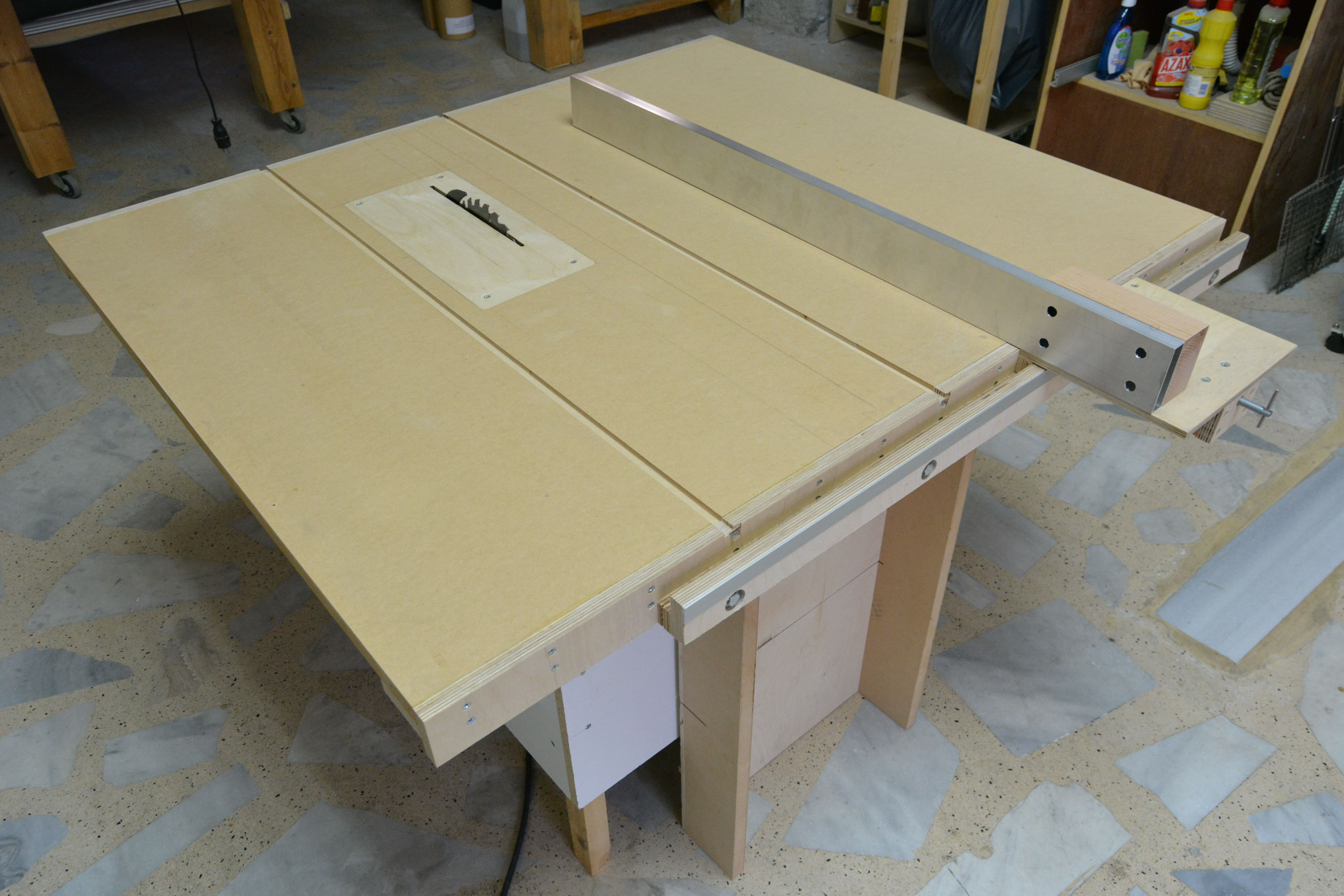 Best ideas about DIY Table Saw Plans . Save or Pin New DIY circular table saw … Now.