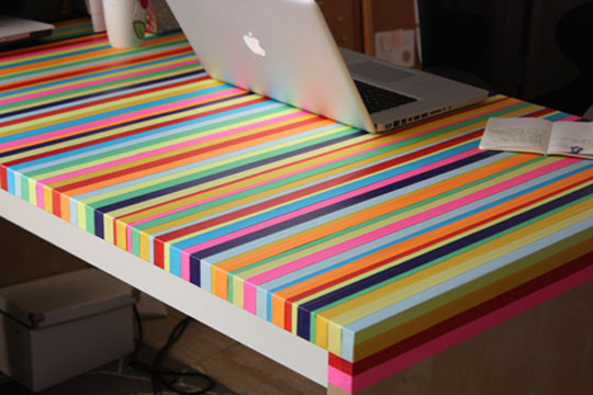 Best ideas about DIY Table Tops . Save or Pin 13 Creative DIY table designs for all styles and tastes Now.