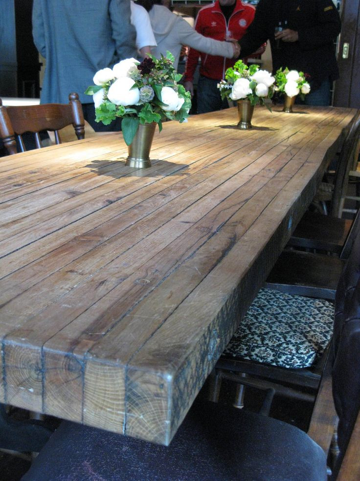 Best ideas about DIY Table Tops . Save or Pin 25 best ideas about Butcher block tables on Pinterest Now.