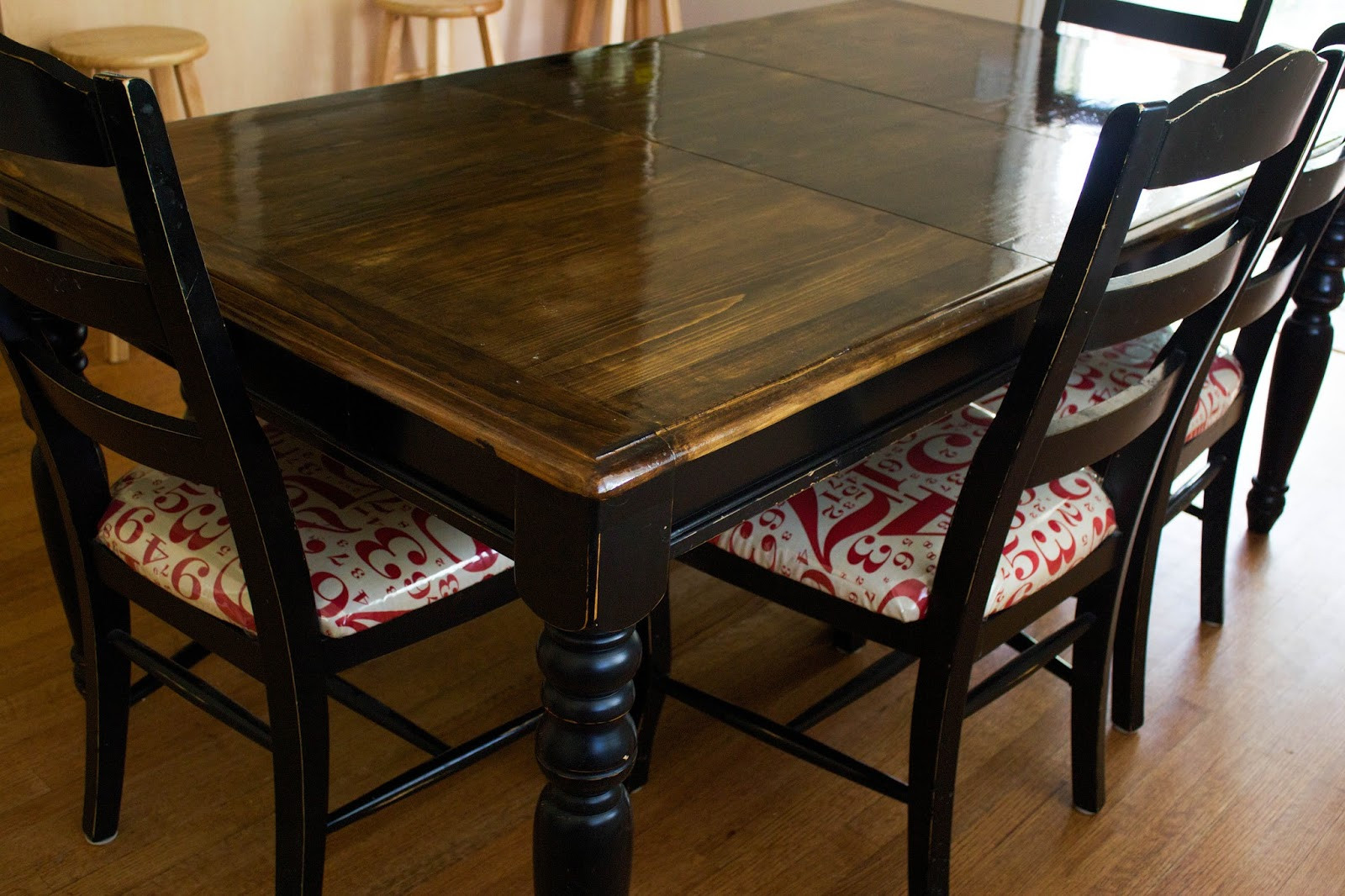 Best ideas about DIY Table Tops . Save or Pin do it yourself divas DIY Refinish Just a Table Top and Now.