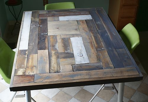 Best ideas about DIY Table Tops . Save or Pin Hometalk Now.
