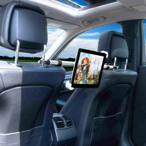 Best ideas about DIY Tablet Headrest Mount . Save or Pin Duel Car Headrest Holder Mount fr iPhone 5 6 7 iPad Air Now.