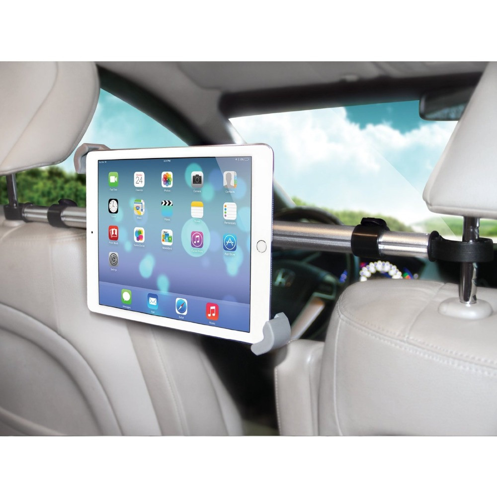 """Best ideas about DIY Tablet Headrest Mount . Save or Pin Aliexpress Buy New Universal 7 10 1"""" Car Back Seat Now."""