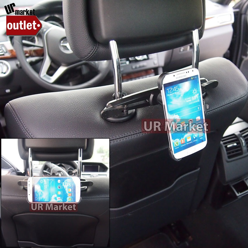 Best ideas about DIY Tablet Headrest Mount . Save or Pin Car Back Seat Headrest Mobile Phone Mount Holder Fit Now.