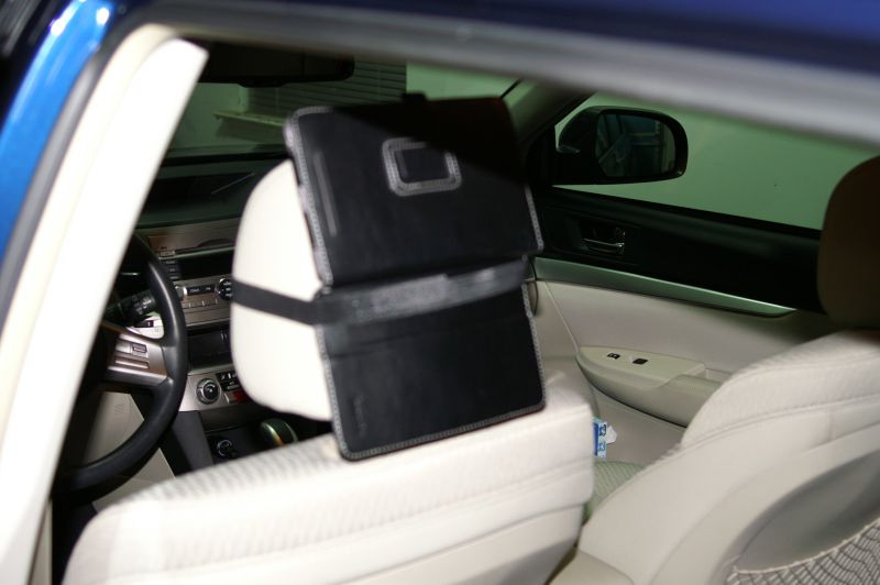 Best ideas about DIY Tablet Headrest Mount . Save or Pin DIY Tablet Headrest Mount Subaru Outback Subaru Now.