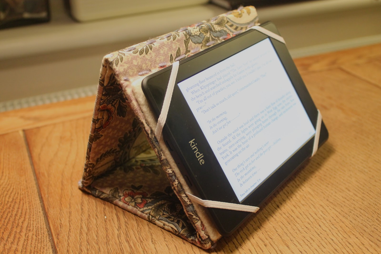 Best ideas about DIY Tablet Stand Cardboard . Save or Pin DIY Beautiful Tablet Stands Now.