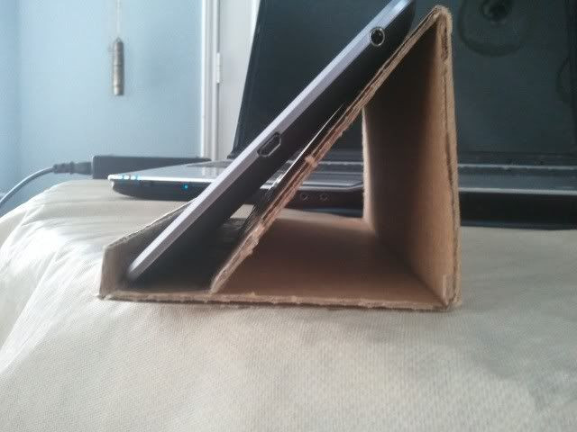 Best ideas about DIY Tablet Stand Cardboard . Save or Pin Best 25 Tablet stand ideas on Pinterest Now.