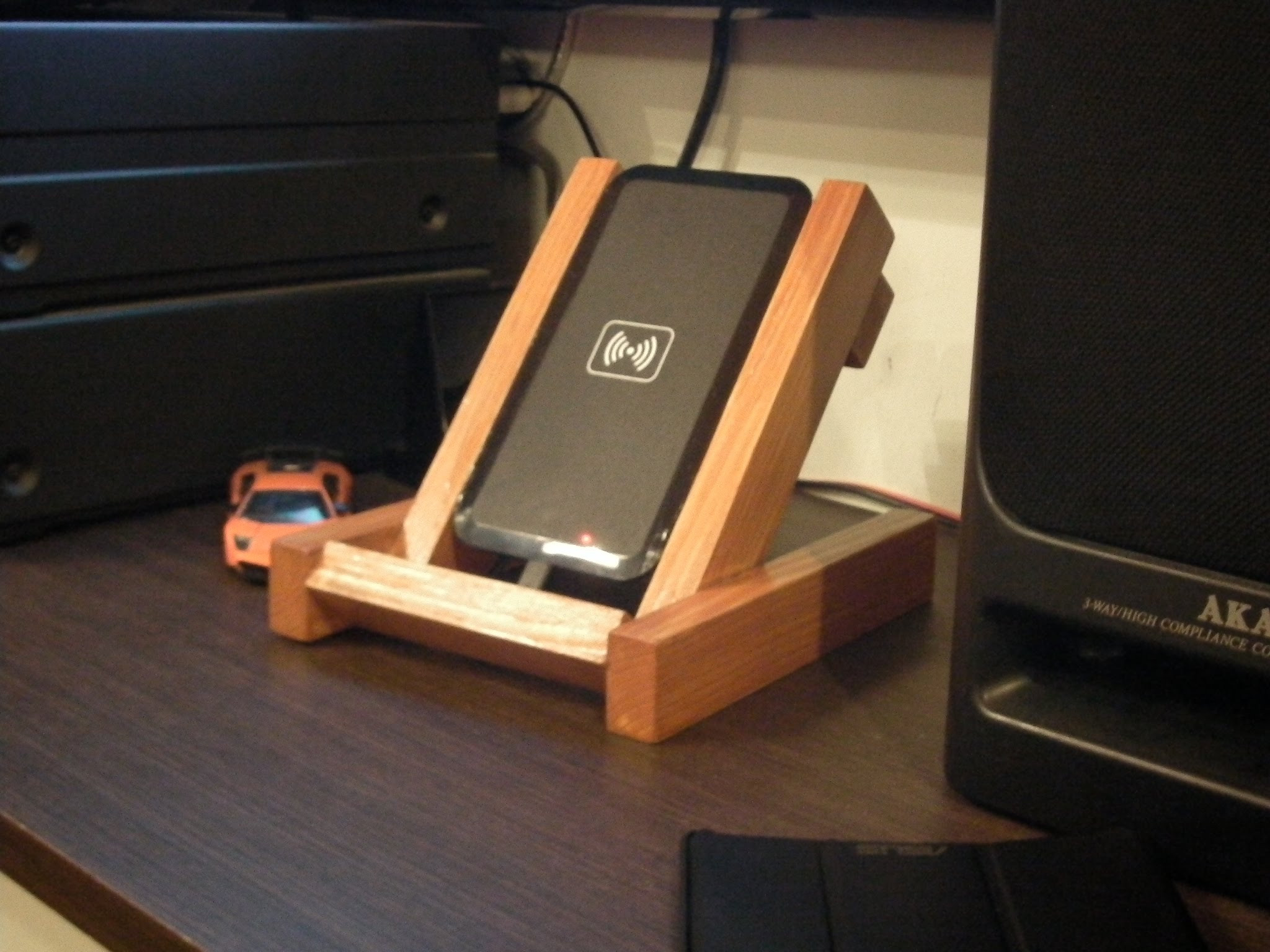 Best ideas about DIY Tablet Stand Wood . Save or Pin DIY Beautiful Tablet Stands Now.