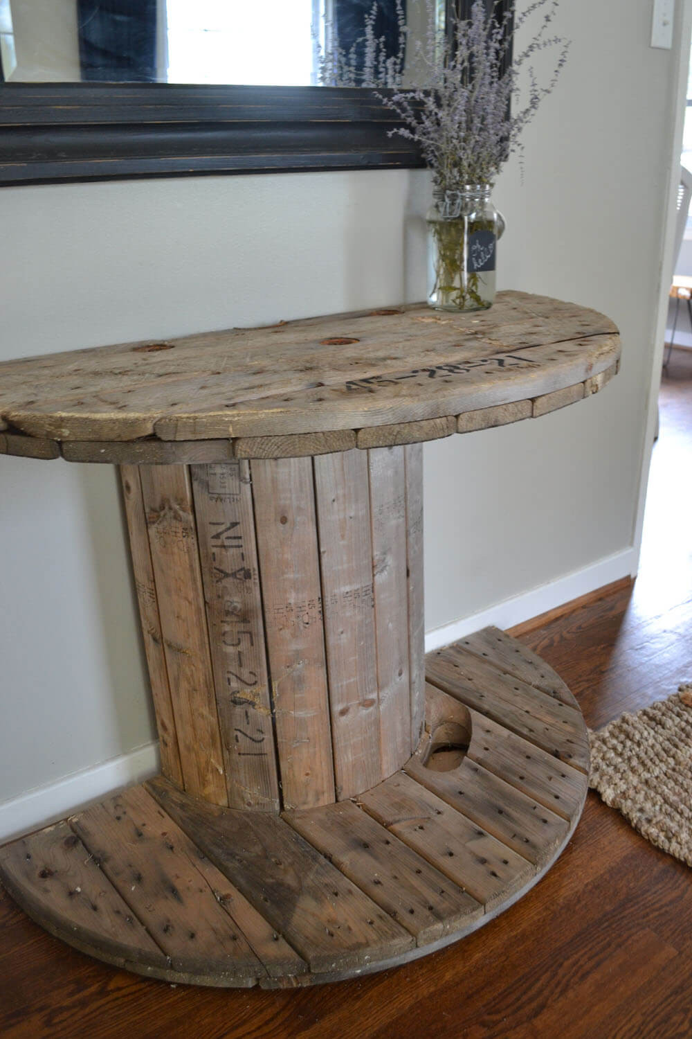 Best ideas about DIY Tabletop Ideas . Save or Pin 15 Fabulous DIY Entryway Table Ideas Now.