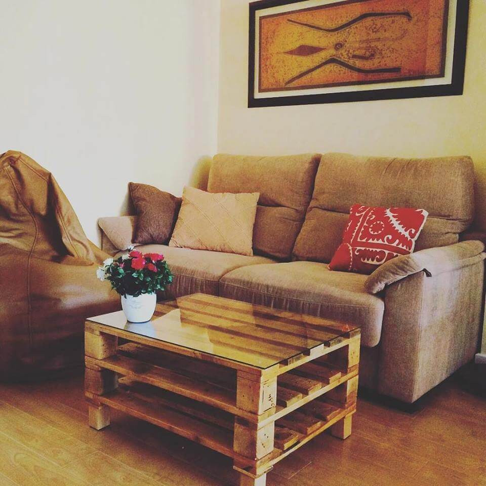 Best ideas about DIY Tabletop Ideas . Save or Pin 20 DIY Pallet Coffee Table Ideas Now.