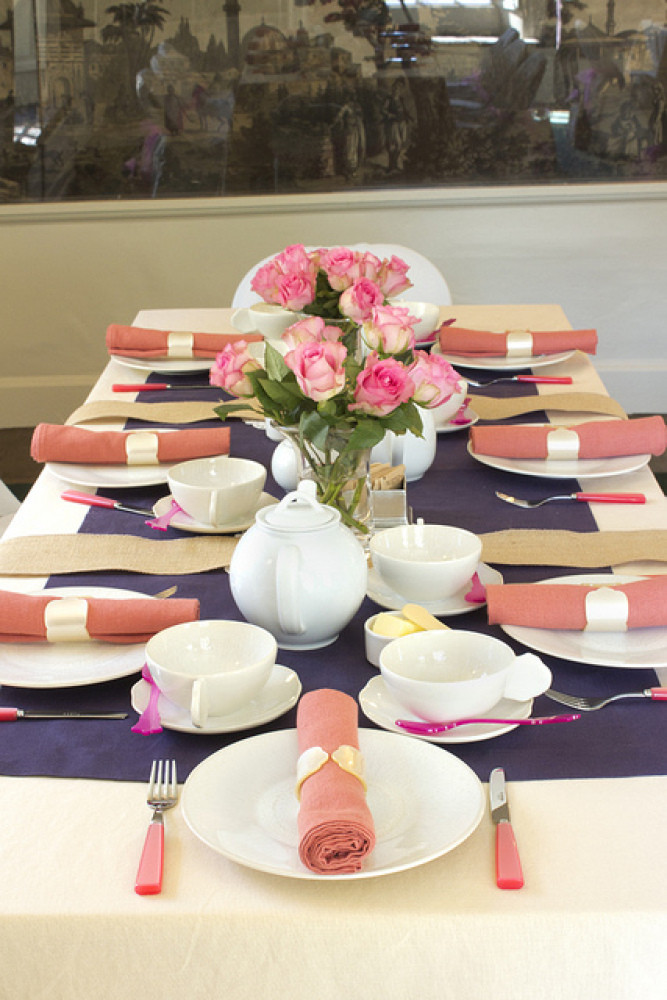 Best ideas about DIY Tabletop Ideas . Save or Pin 13 DIY Table Settings Ideas That Will Impress Your Friends Now.