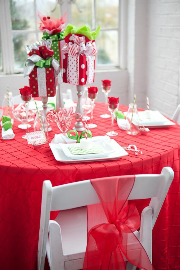 Best ideas about DIY Tabletop Ideas . Save or Pin 50 Best DIY Christmas Table Decoration Ideas for 2017 Now.