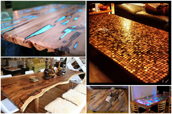 Best ideas about DIY Tabletop Ideas . Save or Pin 5 Table Top Ideas For DIY Industrial Pipe Desks Now.