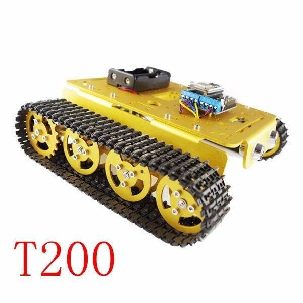 Best ideas about DIY Tank Track . Save or Pin Geekcreit™ DIY T200 NodeMCU Aluminum Alloy Tank Track Now.