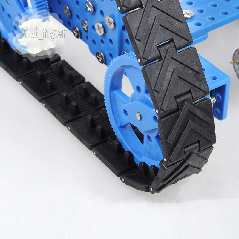 Best ideas about DIY Tank Track . Save or Pin 25 3cm Crawler Tank Track For Robotic Car Model Wheels Toy Now.