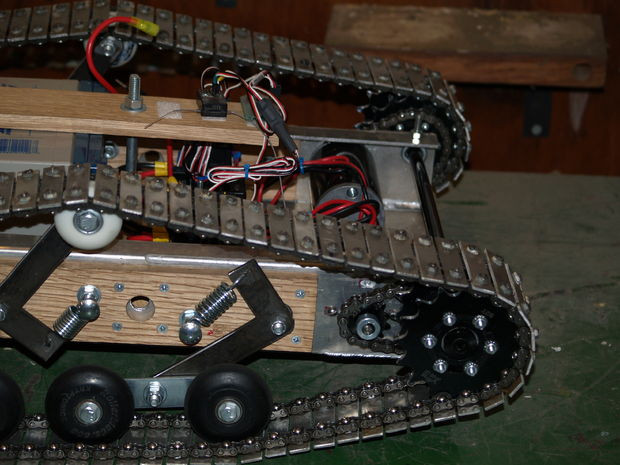 Best ideas about DIY Tank Track . Save or Pin DIY Heavy Class R c vehicle electronics 9 Now.