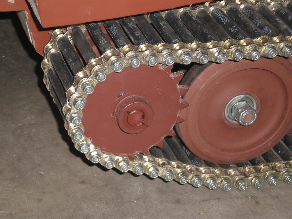 Best ideas about DIY Tank Tracks . Save or Pin Small tracked vehicle designs from remote control tanks Now.