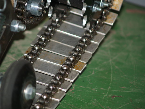 Best ideas about DIY Tank Tracks . Save or Pin DIY Heavy Class R c vehicle electronics 9 Now.