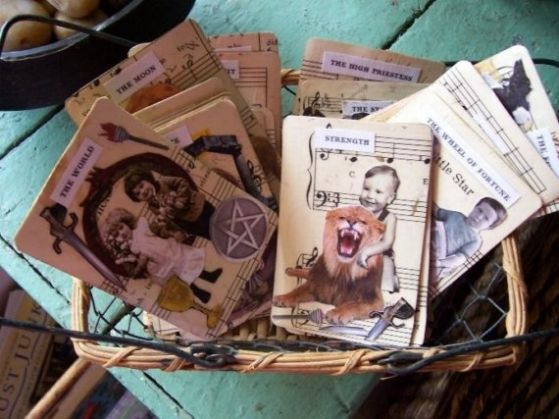 Best ideas about DIY Tarot Cards . Save or Pin Creating Your Own Tarot Deck Witch witchy craft Now.