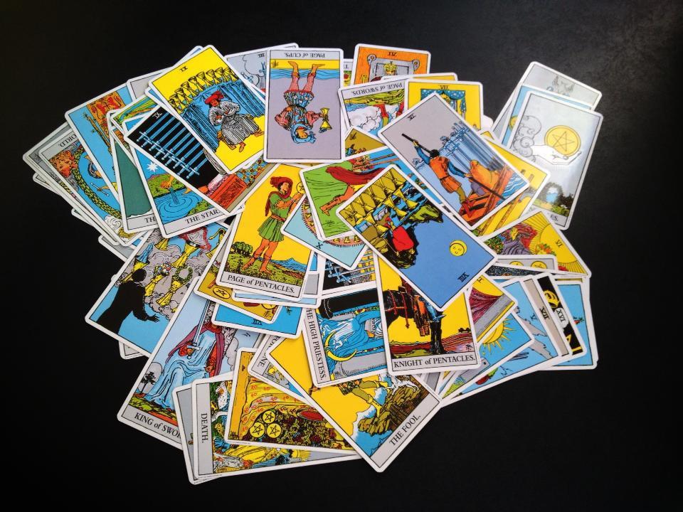 Best ideas about DIY Tarot Cards . Save or Pin DIY Tarot Deck – An Easy And Simple Task — Tarot Prophet Now.