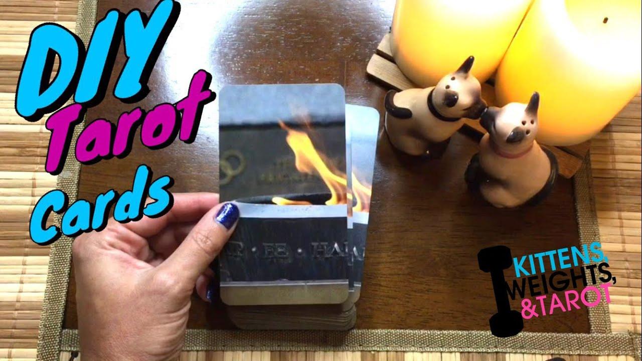 Best ideas about DIY Tarot Cards . Save or Pin DIY Tarot Cards Now.
