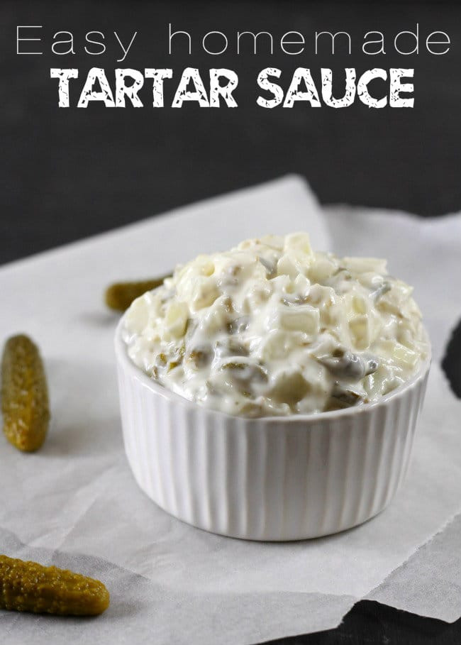Best ideas about DIY Tartar Sauce . Save or Pin Easy homemade tartar sauce Amuse Your Bouche Now.