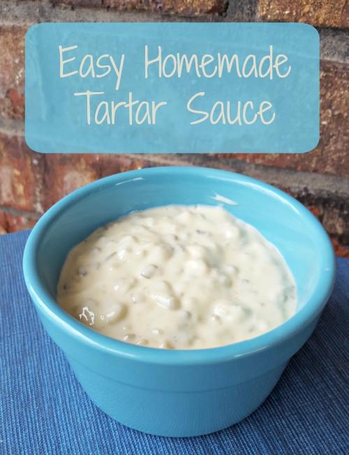 Best ideas about DIY Tartar Sauce . Save or Pin Easy Homemade Tartar Sauce Now.