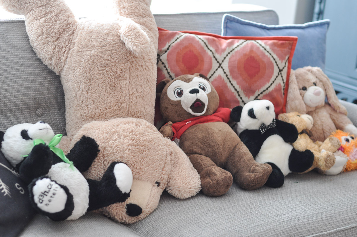 Best ideas about DIY Teddy Bear . Save or Pin DIY Goody Bags for a Teddy Bear Party Darice Now.