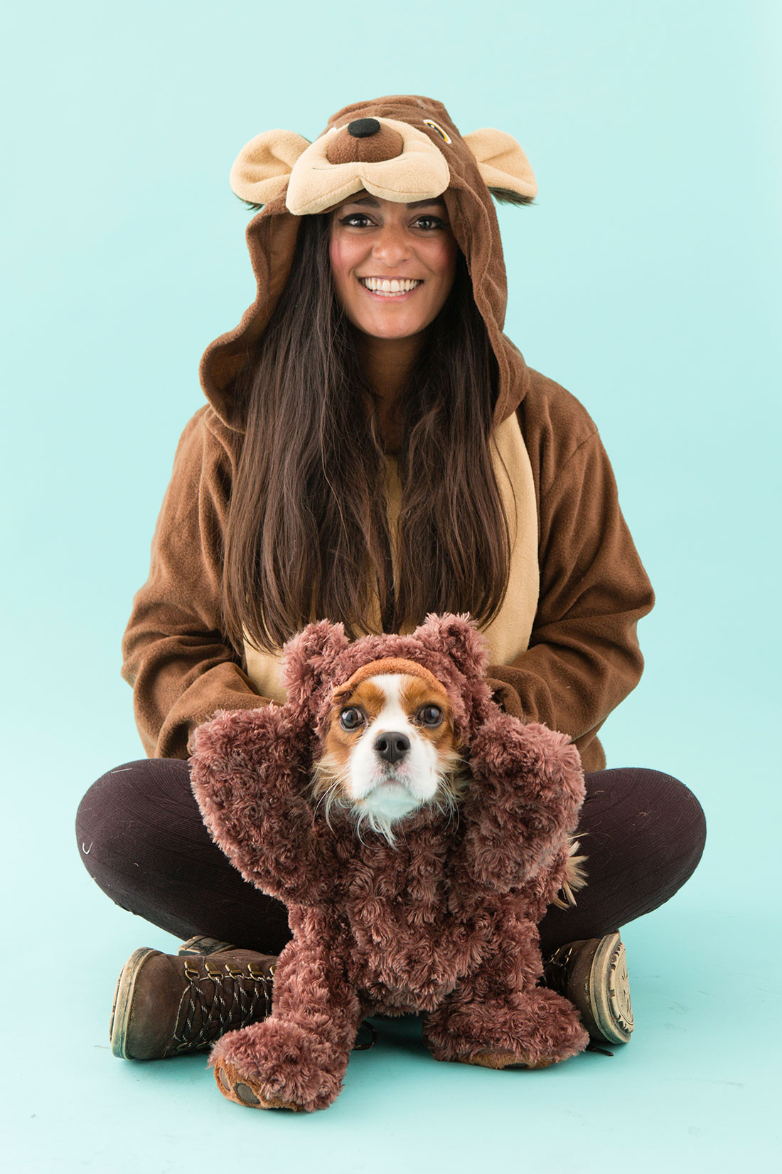 Best ideas about DIY Teddy Bear Costume . Save or Pin 30 DIY Halloween Costumes Worth Trying This Year The Xerxes Now.