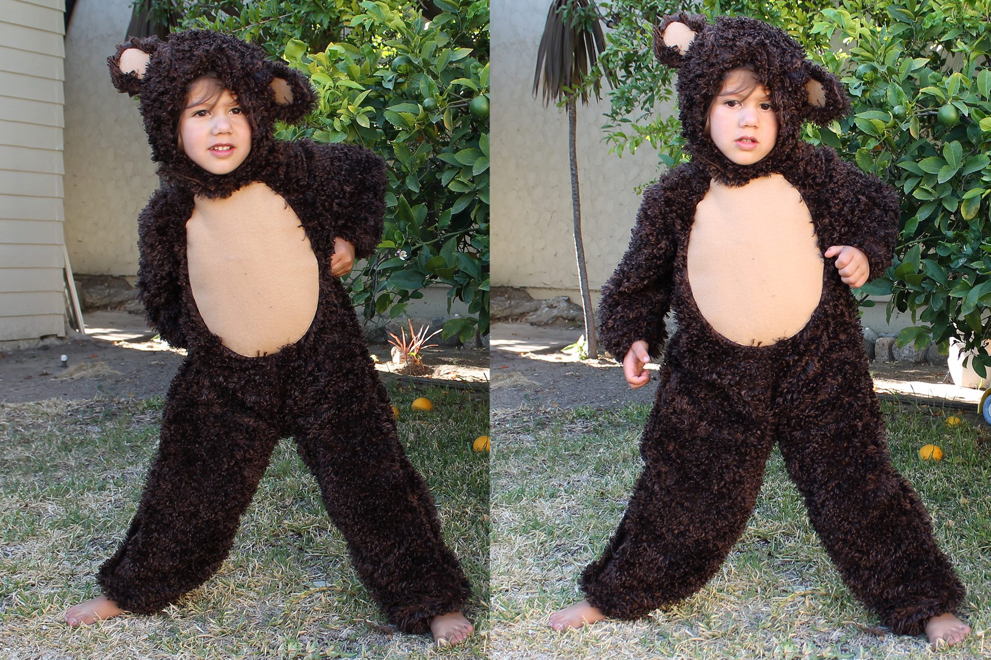 Best ideas about DIY Teddy Bear Costume . Save or Pin How to Make a Bear Costume with Now.