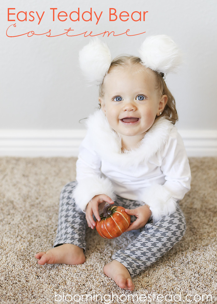 Best ideas about DIY Teddy Bear Costume . Save or Pin Check Out These 50 Creative Baby Costumes For All Kinds of Now.