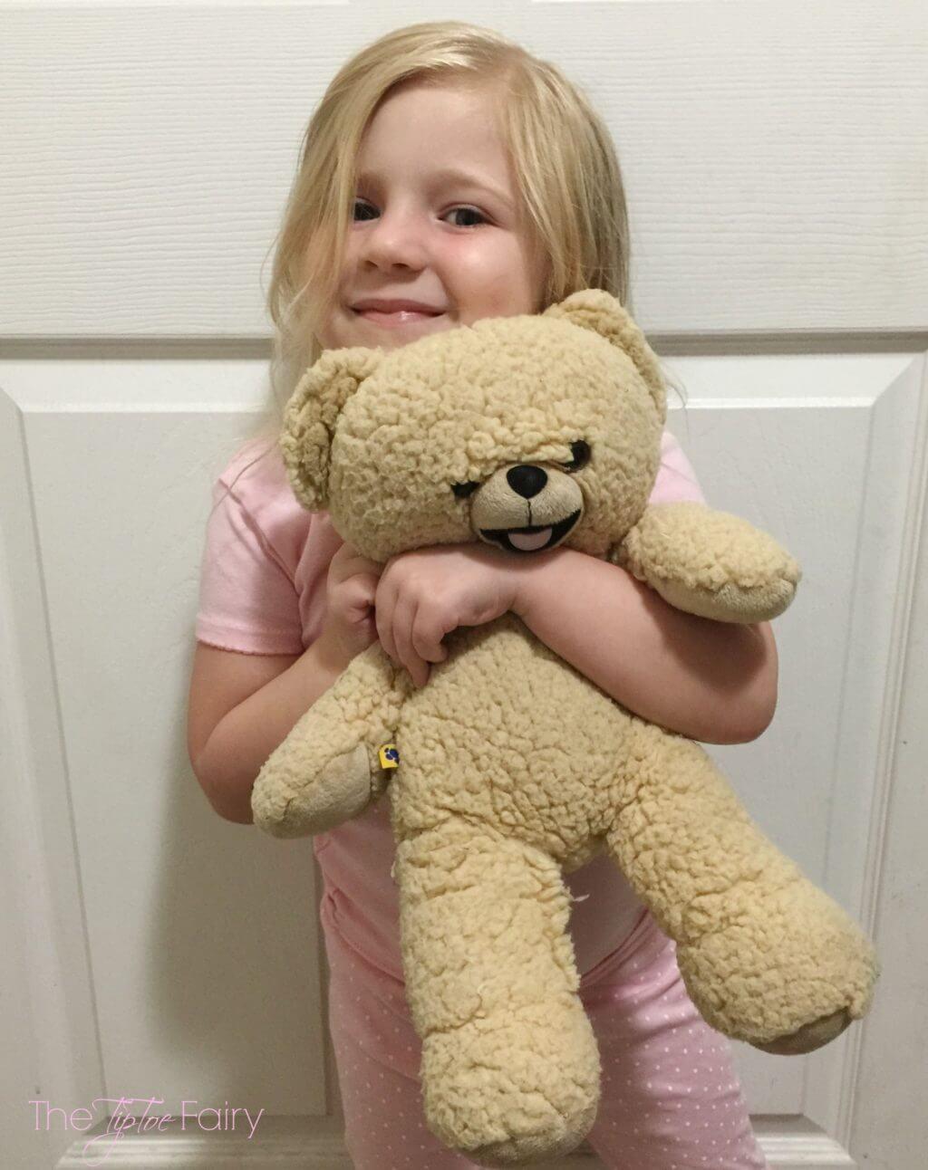 Best ideas about DIY Teddy Bear Costume . Save or Pin DIY Snuggle Bear Princess Dress Now.