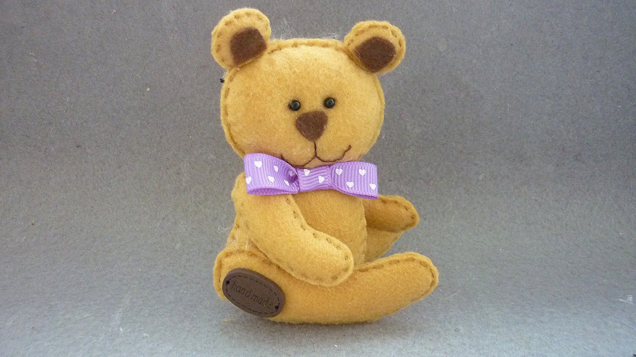Best ideas about DIY Teddy Bear . Save or Pin Make a Pretty Teddy Bear Toy DIY Crafts Guidecentral Now.