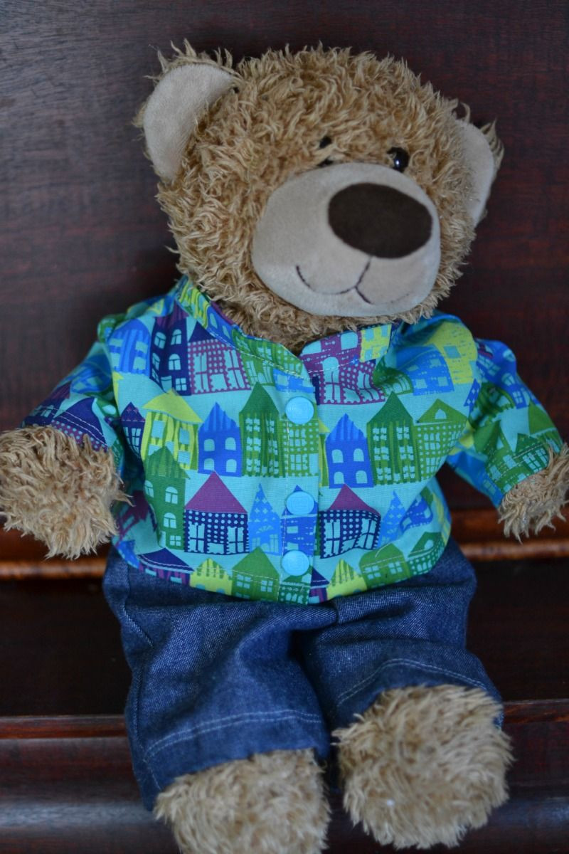 Best ideas about DIY Teddy Bear . Save or Pin Teddy bear clothes with patterns Now.