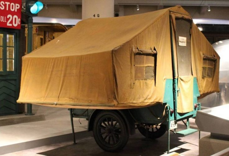 Best ideas about DIY Tent Trailer . Save or Pin 1927 Gilkie Tent Trailer Now.