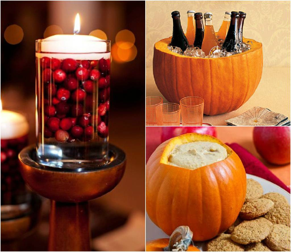 Best ideas about DIY Thanksgiving Table Decorations . Save or Pin 18 Ways to Decorate Your Pretty Thanksgiving Table Now.