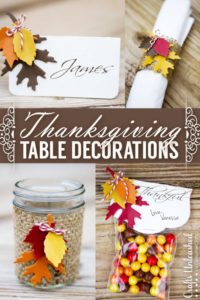 Best ideas about DIY Thanksgiving Table Decorations . Save or Pin 25 Thanksgiving Mason Jar Ideas Now.