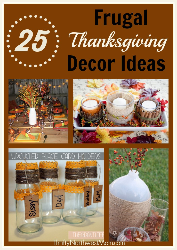 Best ideas about DIY Thanksgiving Table Decorations . Save or Pin Homemade Thanksgiving Table Decorations & More Now.