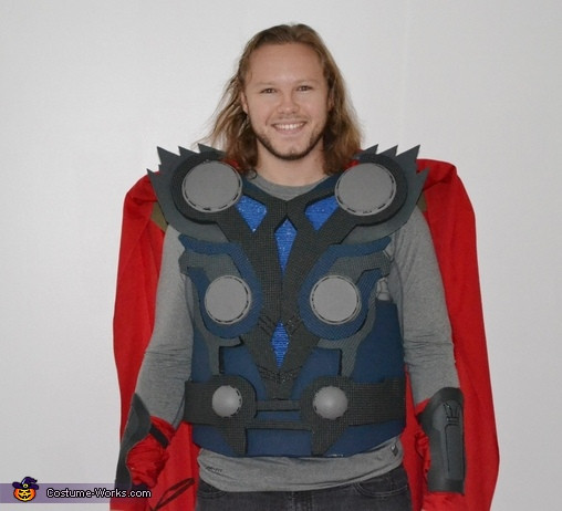 Best ideas about DIY Thor Costume . Save or Pin DIY Thor Costume 2 10 Now.