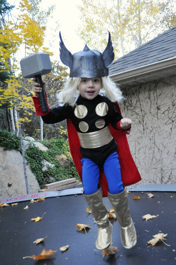 Best ideas about DIY Thor Costume . Save or Pin 10 Best Superhero Costumes that you can make yourself Now.