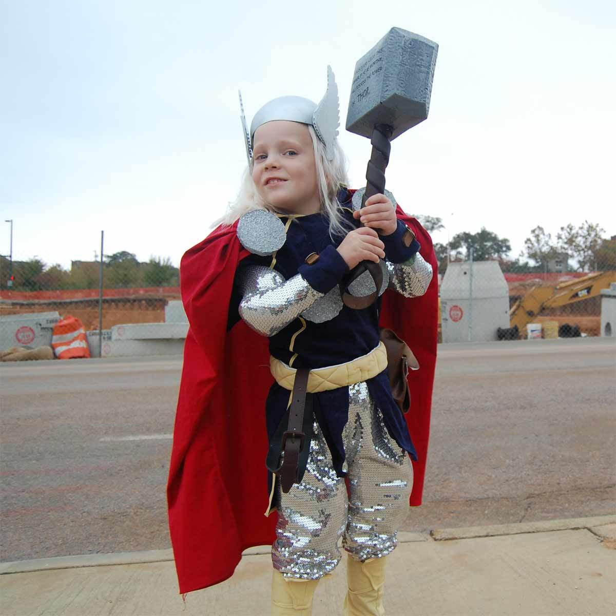 Best ideas about DIY Thor Costume . Save or Pin The Mighty Thor Costume Now.