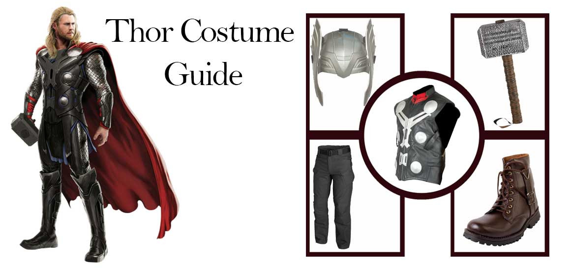 Best ideas about DIY Thor Costume . Save or Pin thor costume diy Do It Your Self Now.