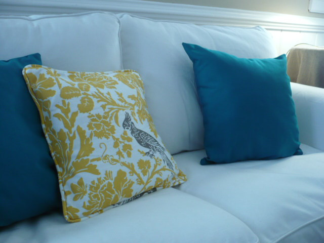 Best ideas about DIY Throw Pillows . Save or Pin Westhampton DIY Easy Throw Pillows Now.