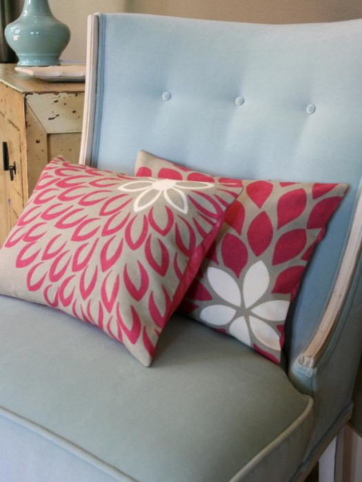 Best ideas about DIY Throw Pillows . Save or Pin 40 DIY Ideas for Decorative Throw Pillows & Cases Now.