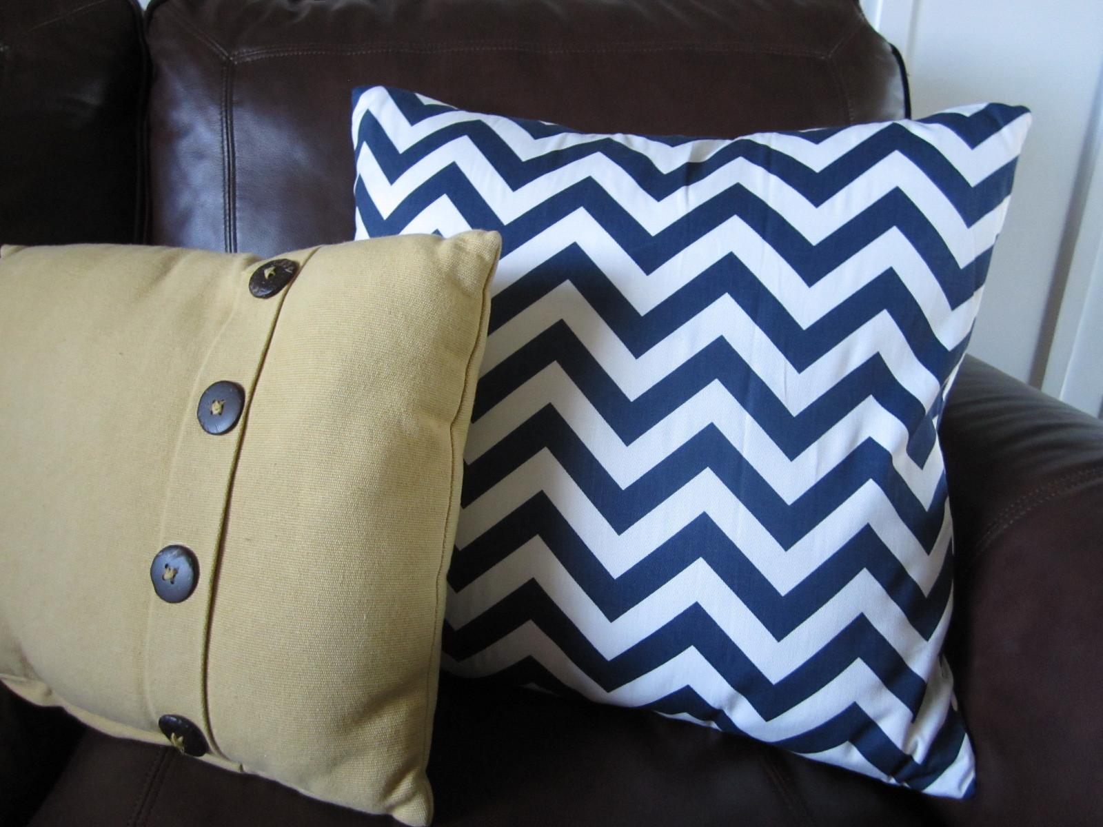 Best ideas about DIY Throw Pillows . Save or Pin KrisKraft Easy DIY Throw Pillows Now.